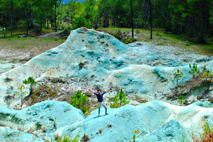 Kaman-utek/Blue Soil Hills.