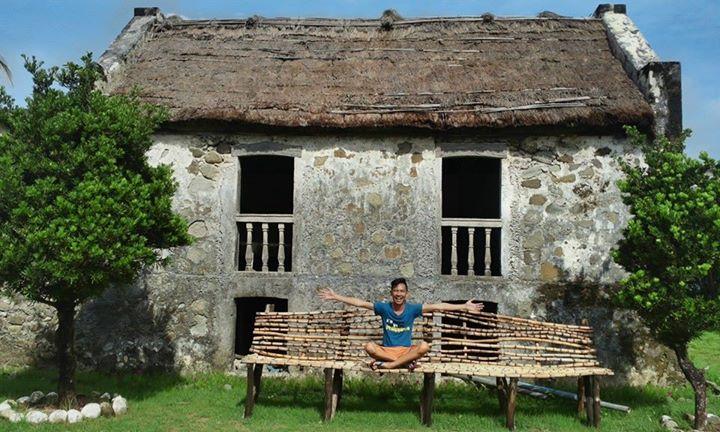The old beaterio in Savidug.