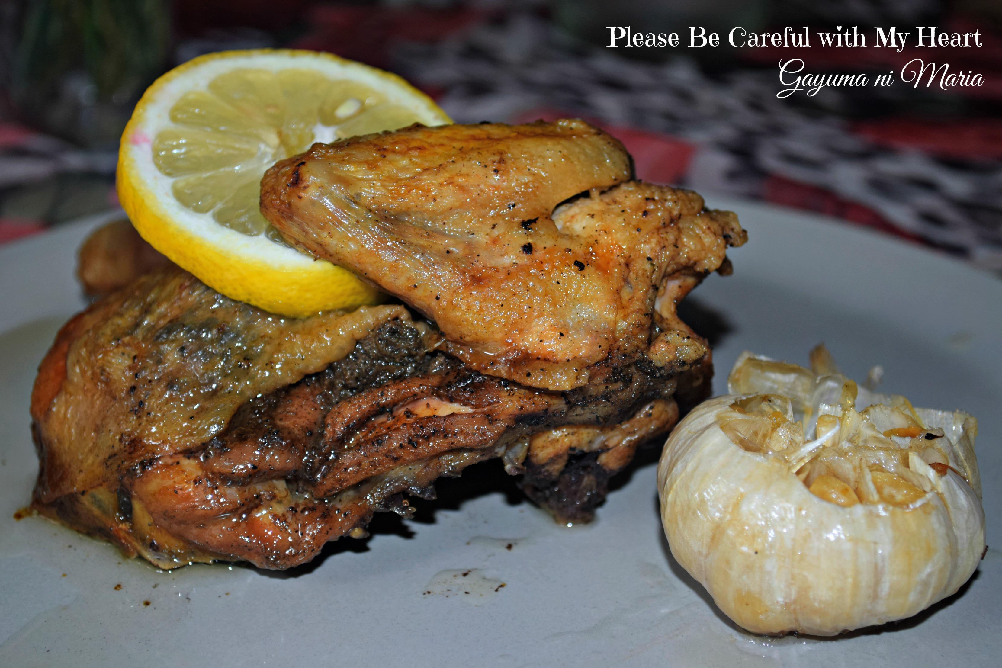 Let's Eat: Gayuma ni Maria (Quezon City, PH)   No Juan Is An