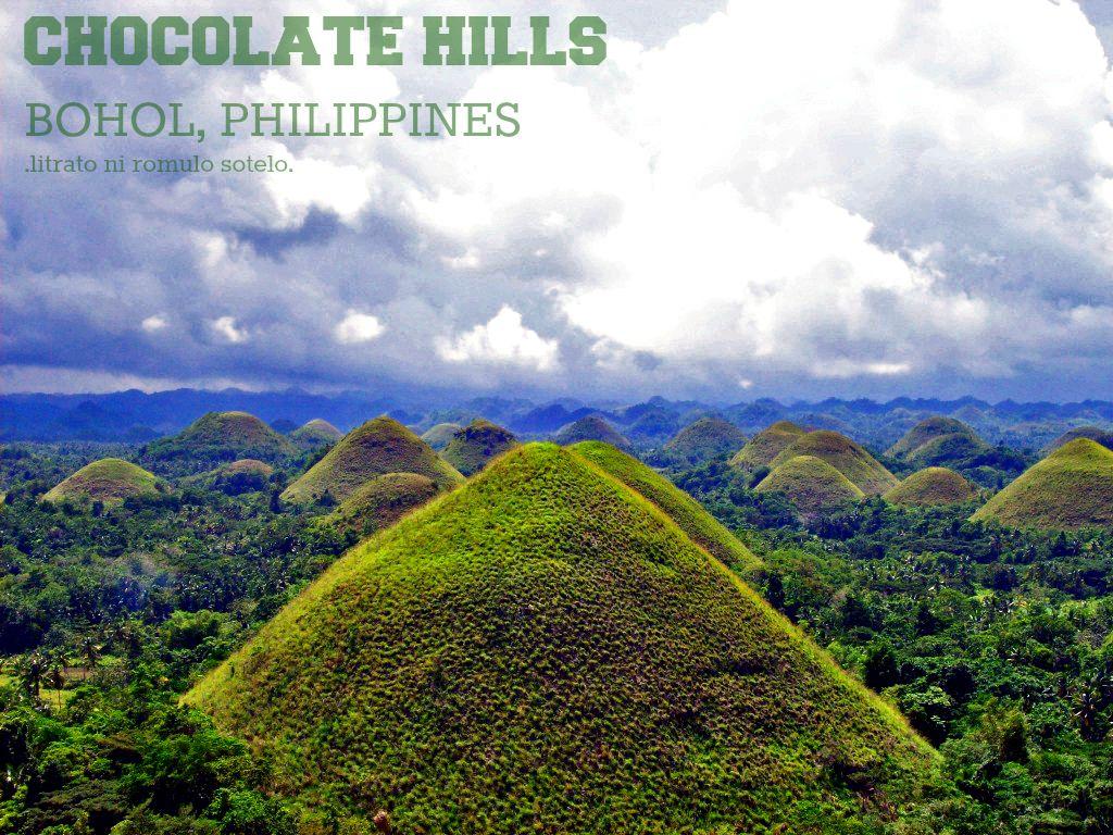 Chocolate Hills (Bohol, PH) | No Juan Is An Island