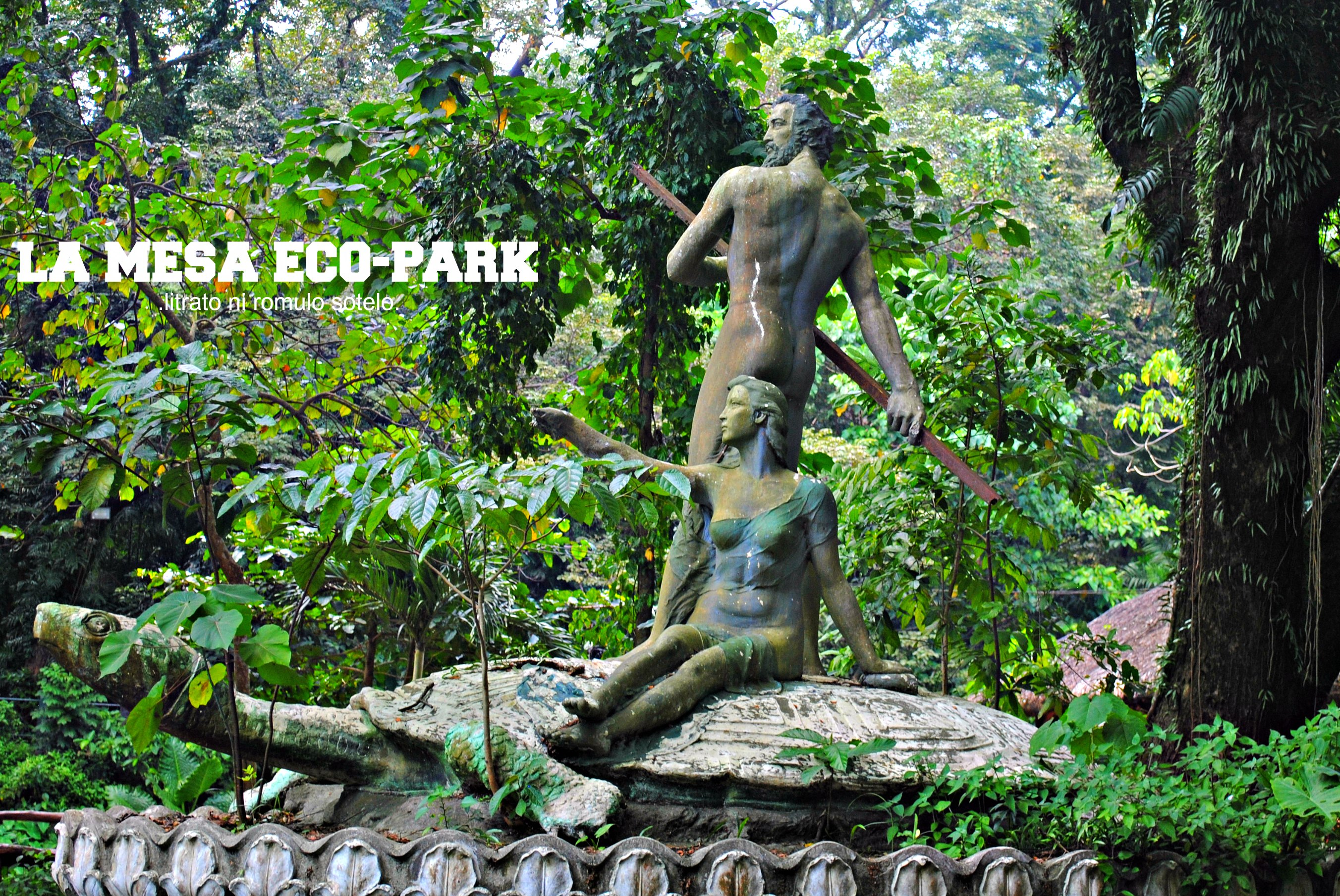 la mesa eco park La mesa eco park is located at quezon city entrance fee: php 50 swimming pool : php 80 #lamesaecopark.