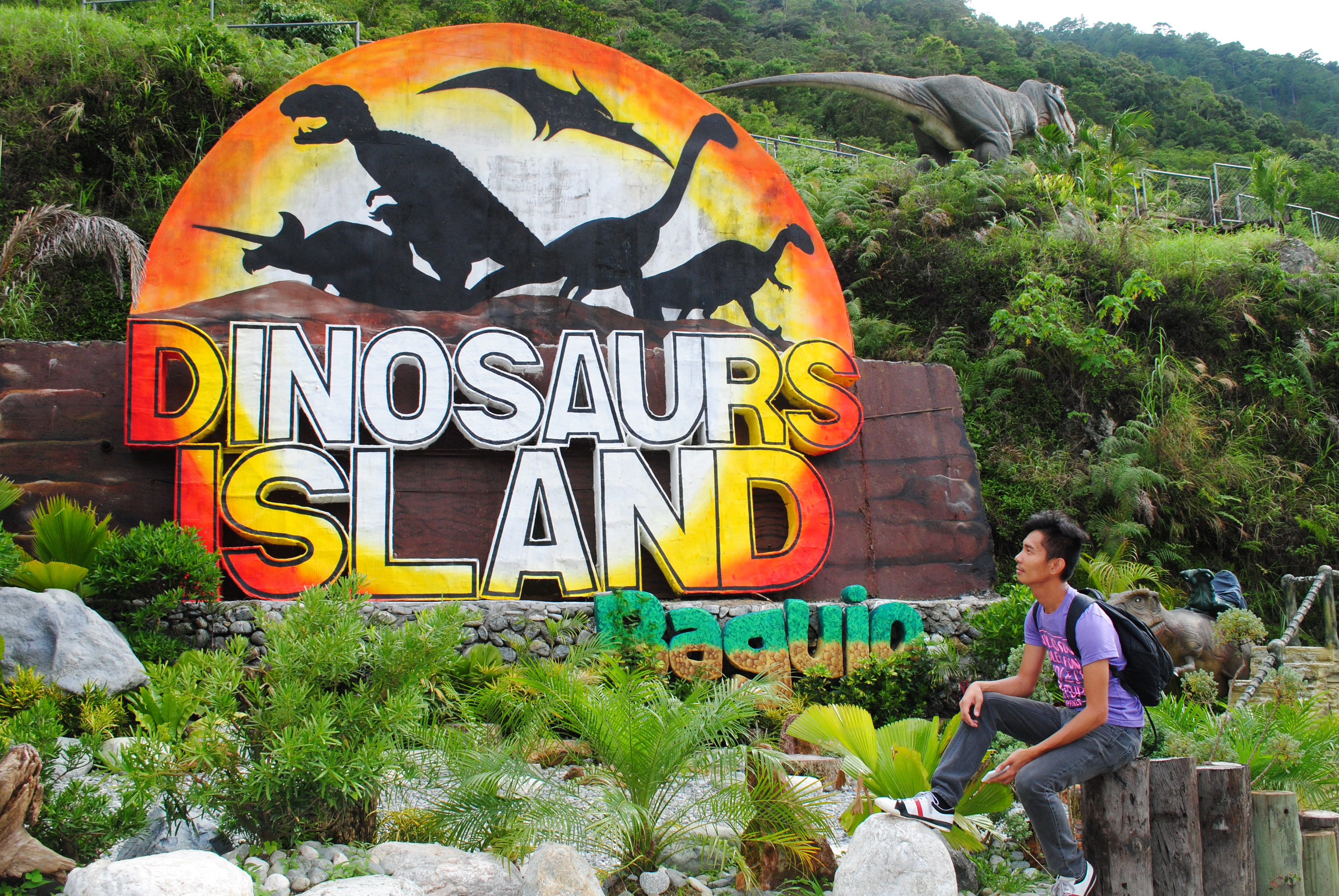 Dinosaur Island (Tuba, Benguet, PH) | No Juan Is An Island