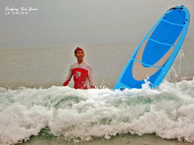 surfing san juan
